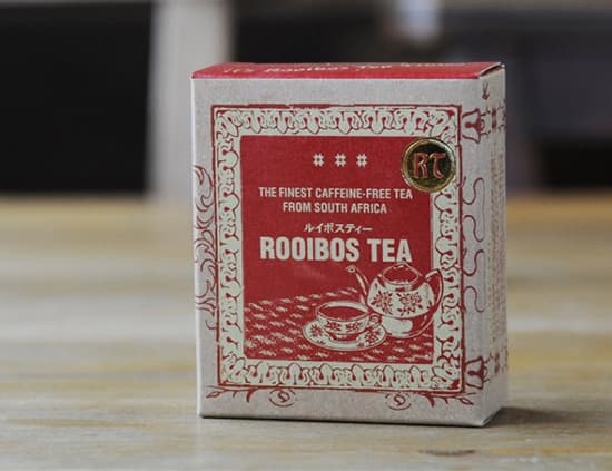 こだわりの茶葉を、自慢のパッケージに包んで